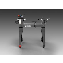 Stand for TS40 Woodworking Lathe 230V with Footstop