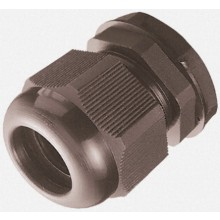IP68 Black Nylon Cable Gland M20 6-12mm Bag of 5